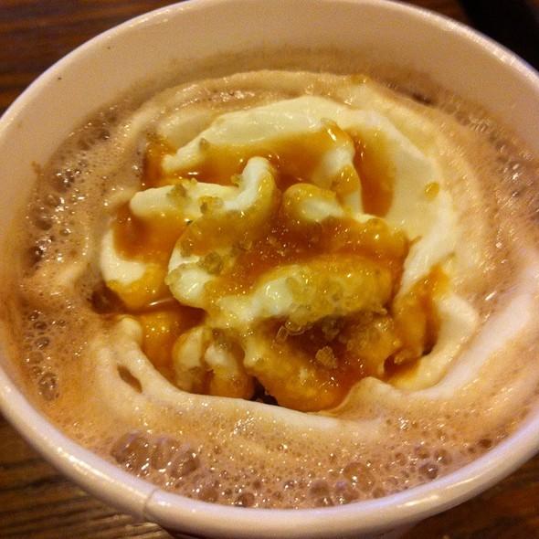 Salted Caramel Hot Chocolate @ Starbuck's