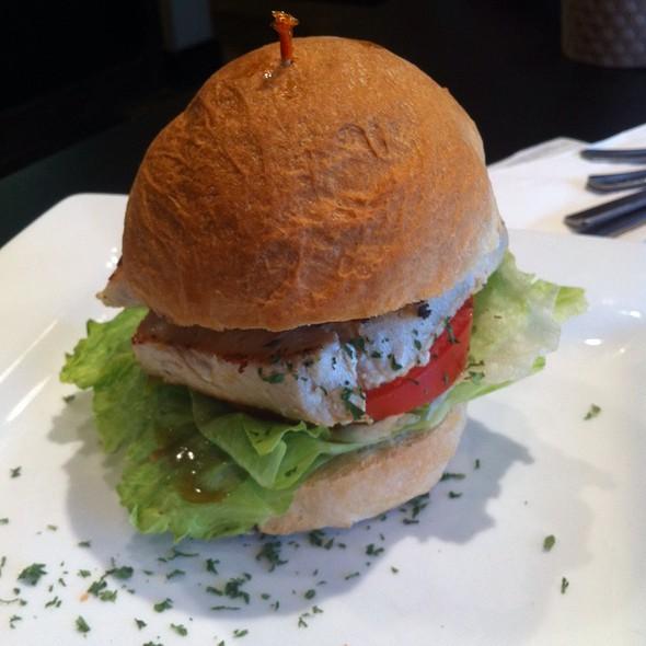 Roast Turkey Sandwich @ Bartram House Bakery