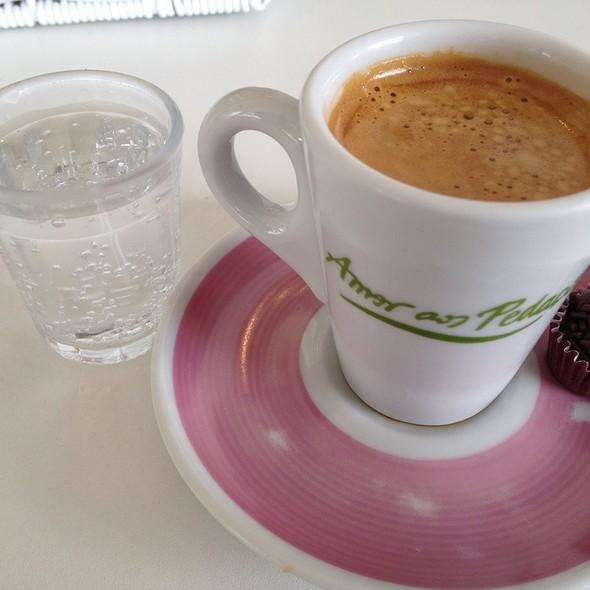 Espresso @ Amor Aos Pedaços