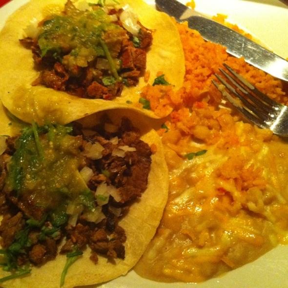Tacos - Lopez Restaurante y Cantina, Monterey, CA