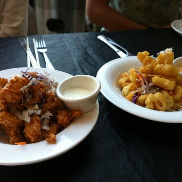 Fried Calimari - AZN Azian Cuizine, Naples, FL