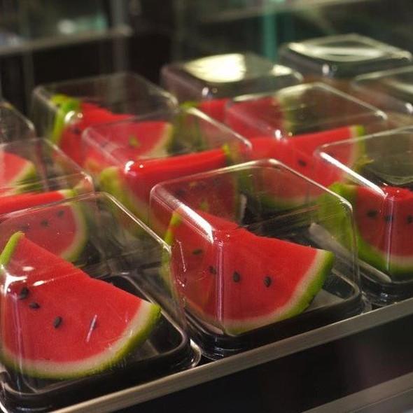 Watermelon Mochi @ Hello Happy Strathfield