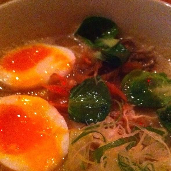 Vegetarian Ramen @ Chuko