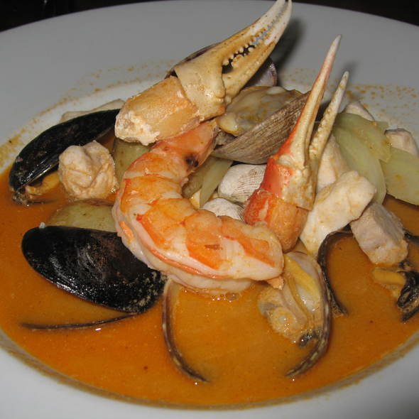 Bouillabaise - The Beach House, West Vancouver, BC