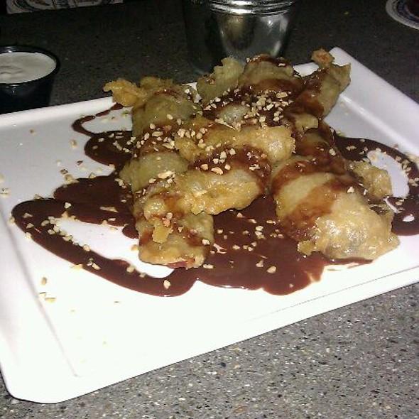 Tempura Bacon @ Nosh Kitchen Bar