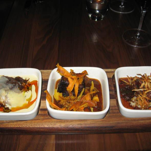 Tapa style entree: Beef - Veneto Kitchen + Bar, Victoria, BC