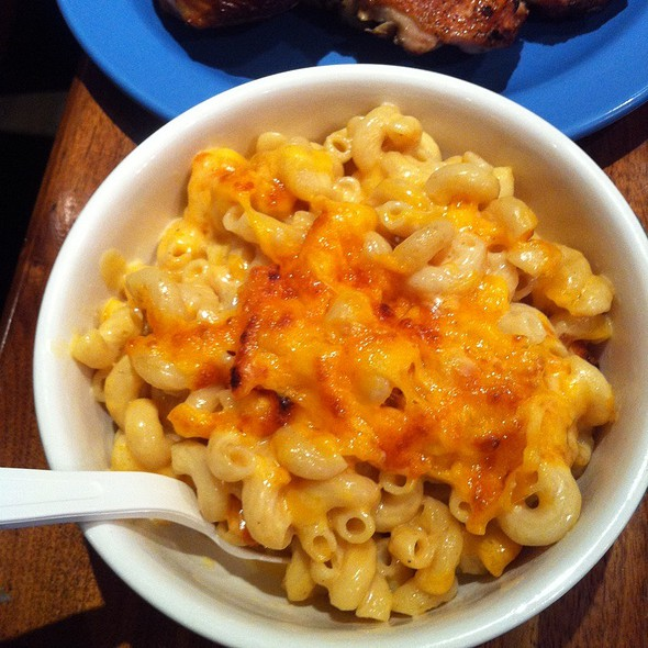 Mac and Cheese @ Purbird
