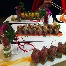 Sushi - Osaka Japanese Sushi and Steakhouse, Brookline, MA