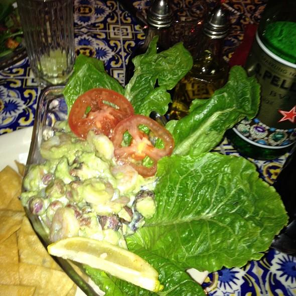 Shrimp Cerviche @ Haute Enchilada Cafe