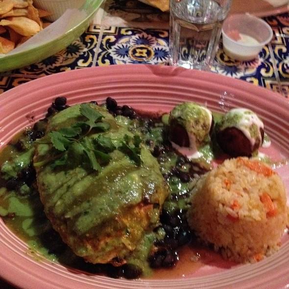 Pescado Cubano @ Haute Enchilada Cafe