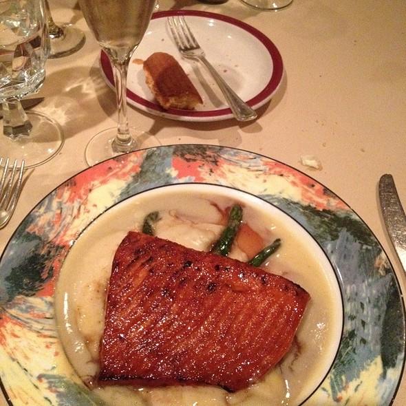 Salmon @ House of Prime Rib