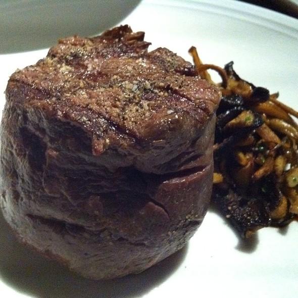 Wagyu Filet Mignon Steak @ Restaurant Bobby Chinn Saigon