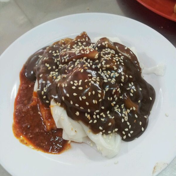 Chee cheong fun @ Genting Cafe
