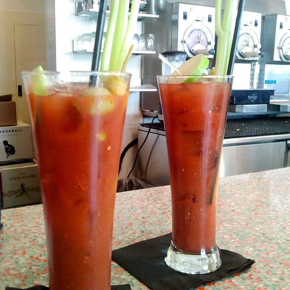 Bloody Mary @ South Congress Cafe