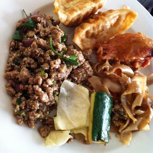 From The Buffet @ Bangkok Pavilion Thai Restaurant