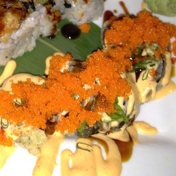 Godzilla roll @ Baba Sushi Restaurant