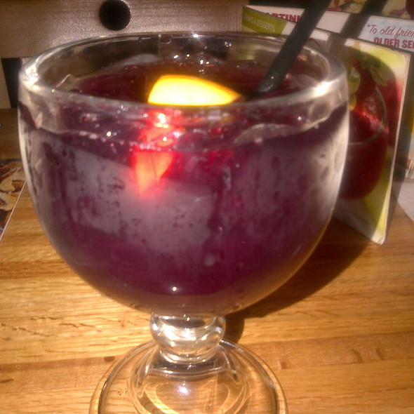 Red Apple Sangria @ Applebee's Neighborhood Grill and Bar