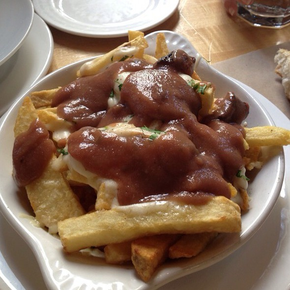 Poutine @ Salt House