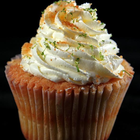 Key Lime Cupcake @ Simply Cupcakes
