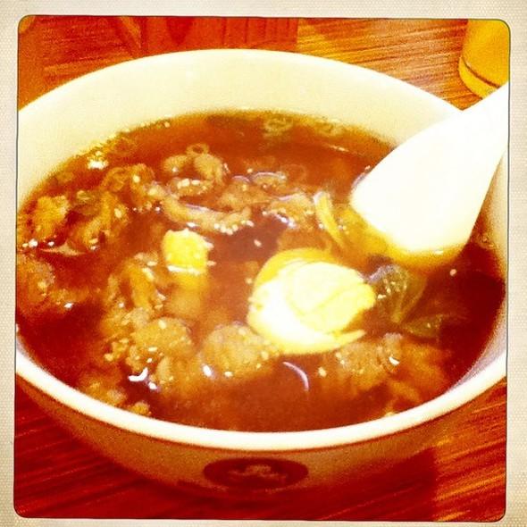 Beef Yakiniku @ Rai Rai Ken