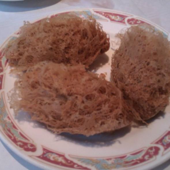 Deep Fried Taro Dumplings @ Tai WU