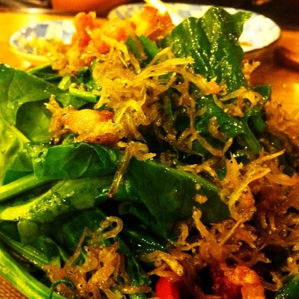 Bacon Salad @ Jin Ya