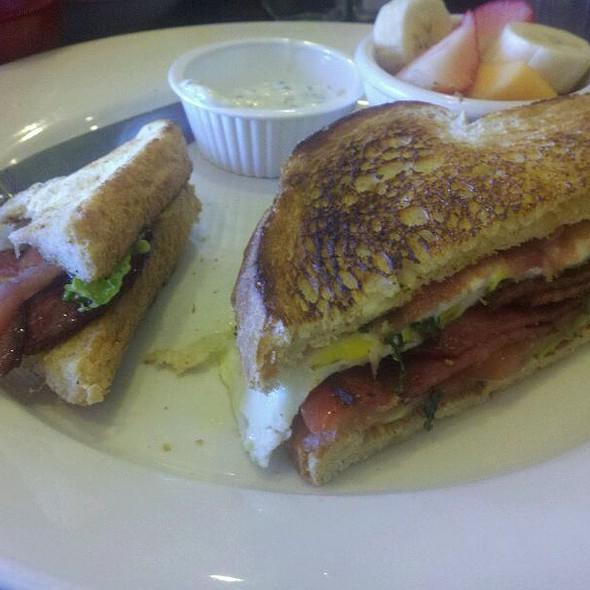 Sicilian Sandwich @ Eggtc.