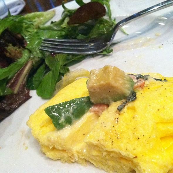 Baily Omelet - Bailey Restaurant and Bar, New York, NY