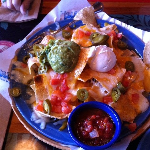 Nachos @ Islands
