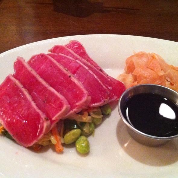 Seared Ahi Tuna - Rock Bottom Brewery Restaurant - Milwaukee, Milwaukee, WI