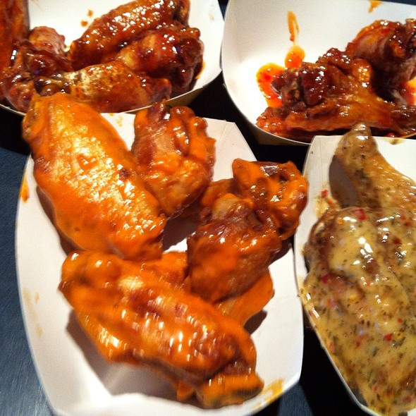 Wingssssss @ Buffalo Wild Wings Grill & Bar