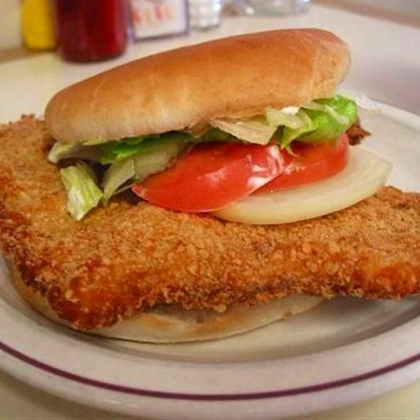 Nick S Kitchen Pork Tenderloin Sandwich