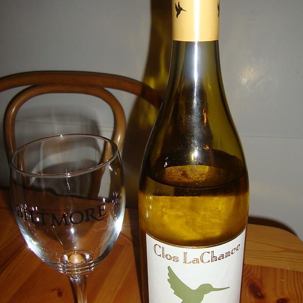 Clos LaChance Chardonnay @ Marcello's Wine Market
