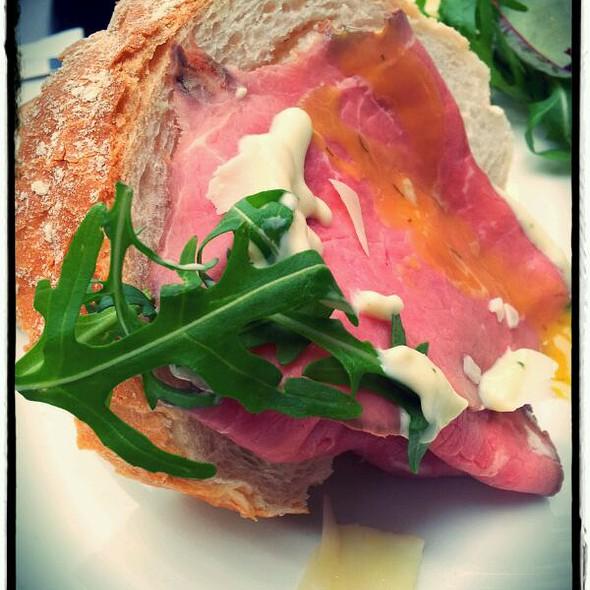 Buffet Lunch @ Veluwse Bron