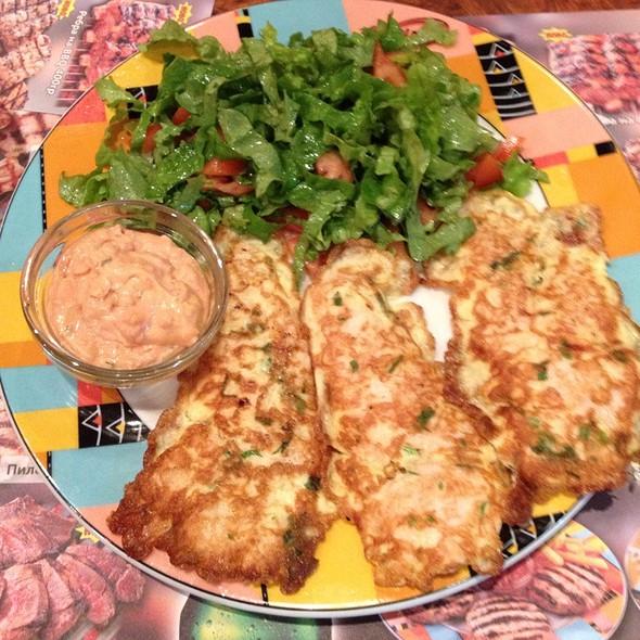 Chicken Bonfile @ Нарру ( Happy.Bg)
