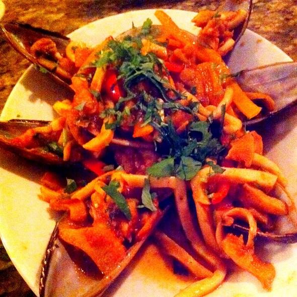"Fish ""Macho"" Style @ Ceviche House"