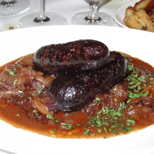 Blood Sausage @ Perbacco