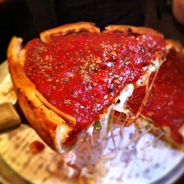 Zachary's Special Pizza