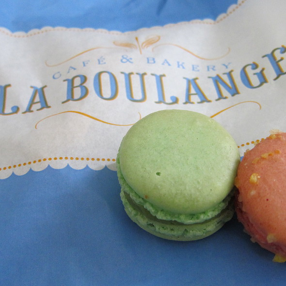 Macarons @ La Boulange De Fillmore