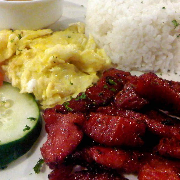Breakfast Plate @ Milky & Sunny