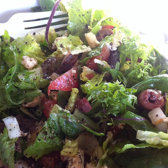 Greek Salad @ Paia Bay Cafe