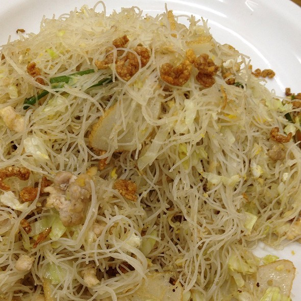 Signature Fried Rice Noodle @ Kip Seafood Restaurant