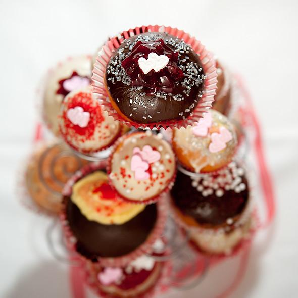 Valentins day bomboloni @ Bomboloni