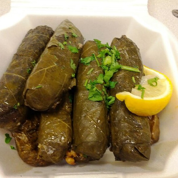 Grape Leaves @ Grape Leaf Express
