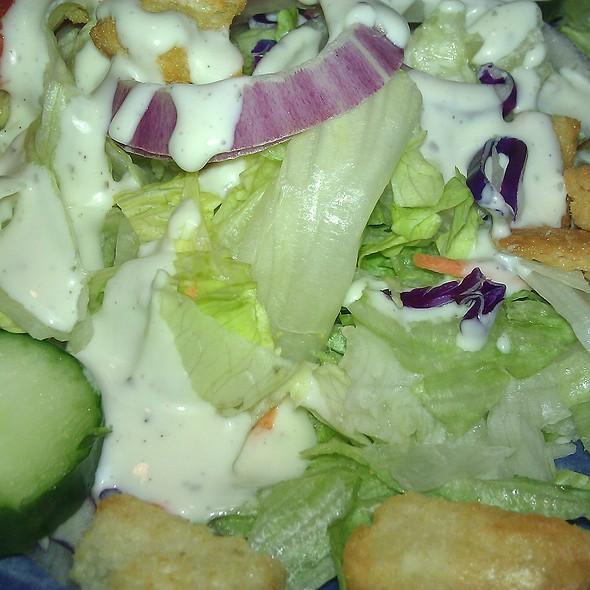 Side Salad @ Red Lobster