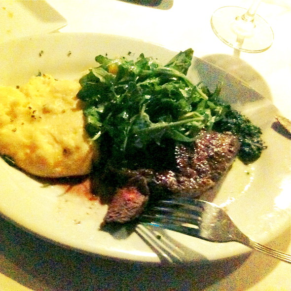 Bistro Steak @ Ye Kendall Inn