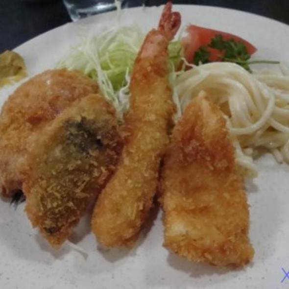 Assorted Furai @ Yamazaki Grocery and Restaurant