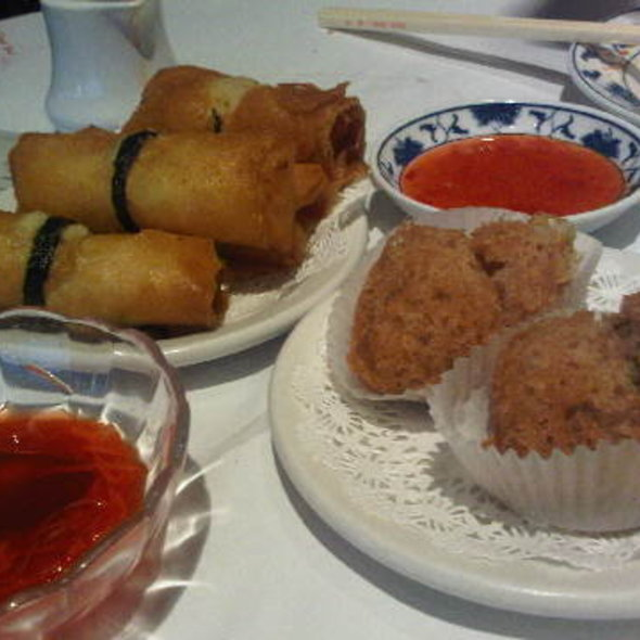 Dim Sum @ Yank Sing Restaurants