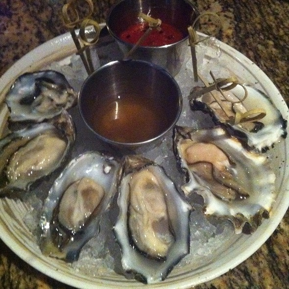 Oysters - Watershed, Washington, DC
