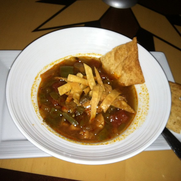 Chicken Tortilla Soup @ Denver Marriott City Center